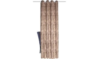 Vorhang, »LORENZ«, Vision S, Ösen 1 Stück kaufen