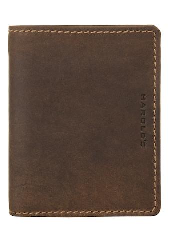 Harold's Geldbörse »ANTIC«, 2fach klappbar kaufen