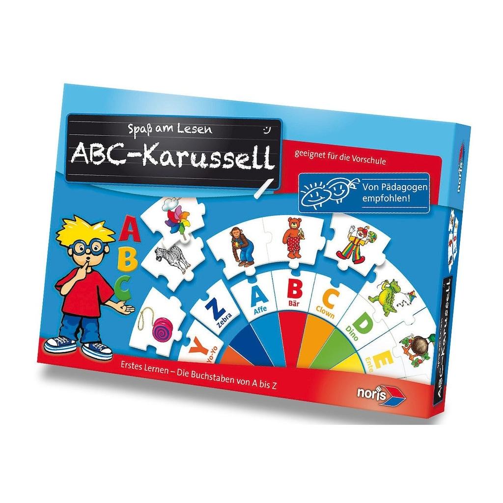 Noris Spiel »ABC-Karussell«