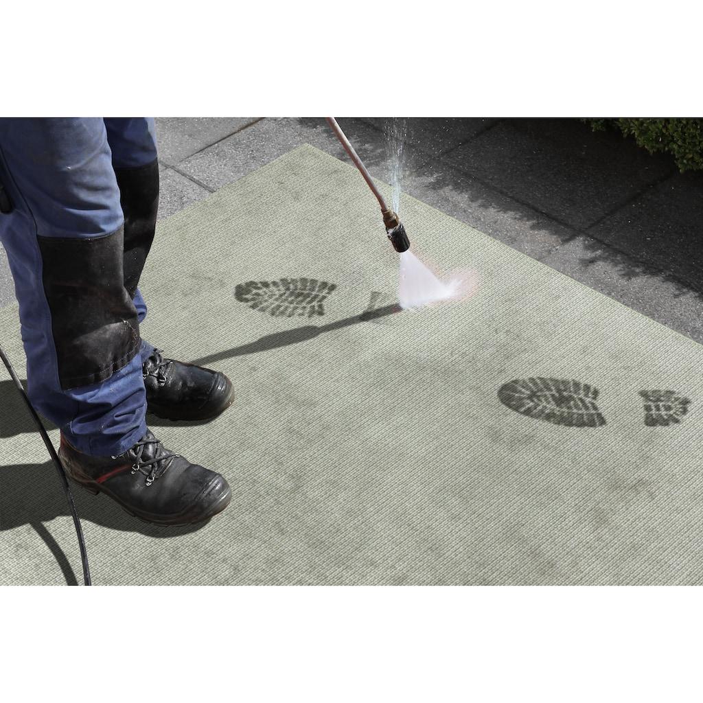 ELLE Decor Teppich »Millau«, rechteckig, 4 mm Höhe, pastell Farben, In- und Outdoor geeignet, Wohnzimmer