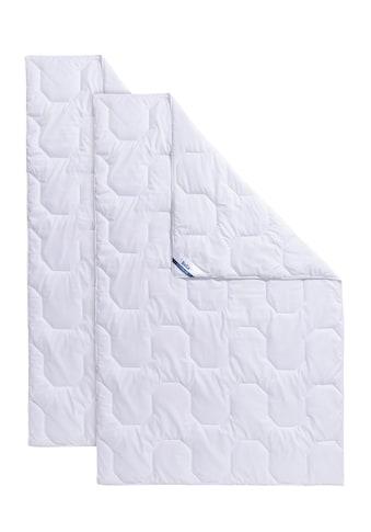 Beco Microfaserbettdecke »2 für 1«, leicht, Bezug 2. Decke gratis dazu, (1 St.), 1... kaufen