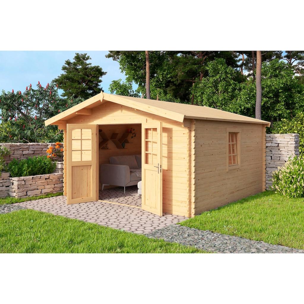 Nordic Holz Gartenhaus »Nienstedten 2«