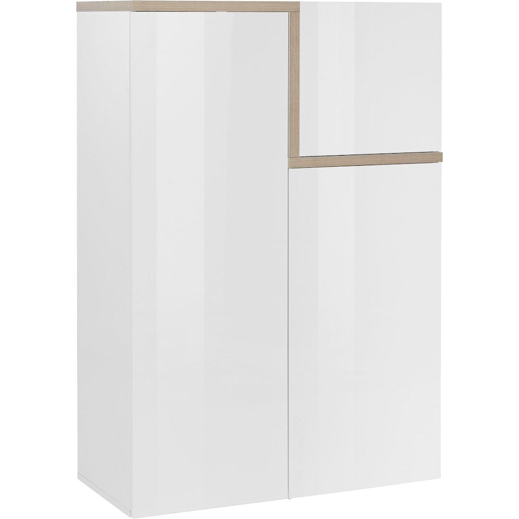 Tecnos Highboard »Zet«, Breite 82,5 cm