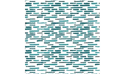 MSV Duschvorhang »Premium Loft Blue« Breite 180 cm kaufen