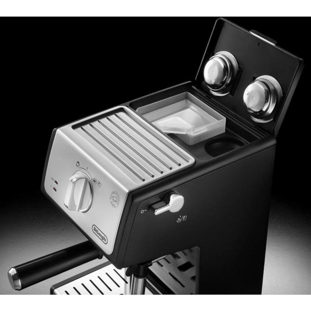 De'Longhi Siebträgermaschine »ECP 33.21«, 1100 Watt, 15 Bar