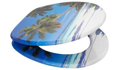SANILO WC - Sitz »Karibik« kaufen