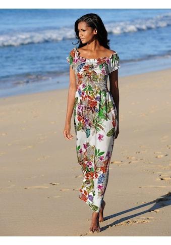 Alba Moda Strandkleid im Carmenstil kaufen