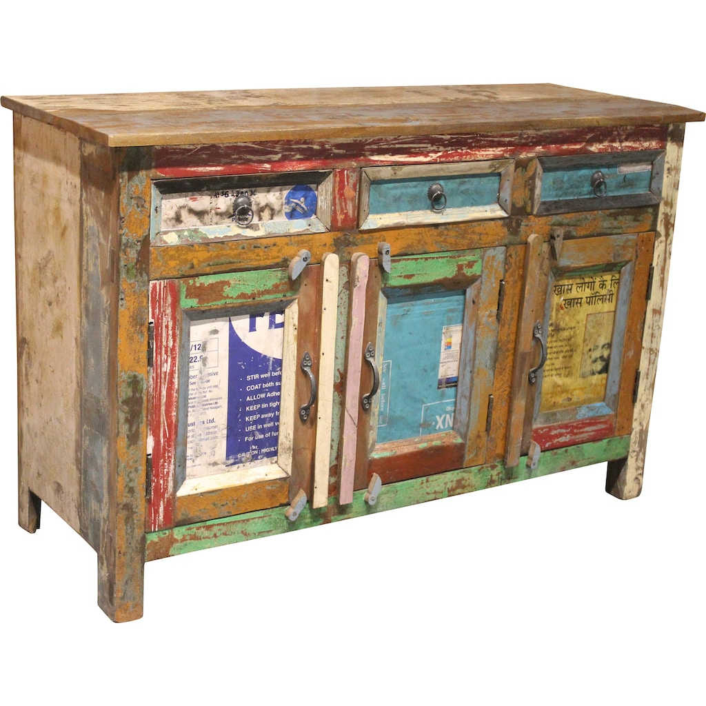 Home affaire Sideboard »Montreal«, Breite 120 cm