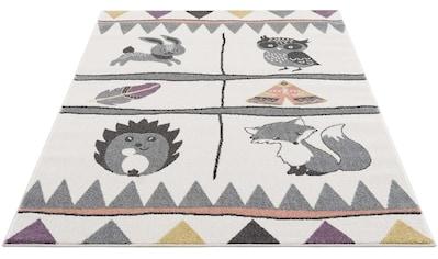 Carpet City Kinderteppich »Anime9390«, rechteckig, 11 mm Höhe kaufen