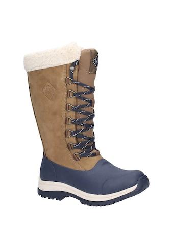 Muck Boots Schnürstiefel »Damen Arctic Apres Stiefel mit Schnürung« kaufen