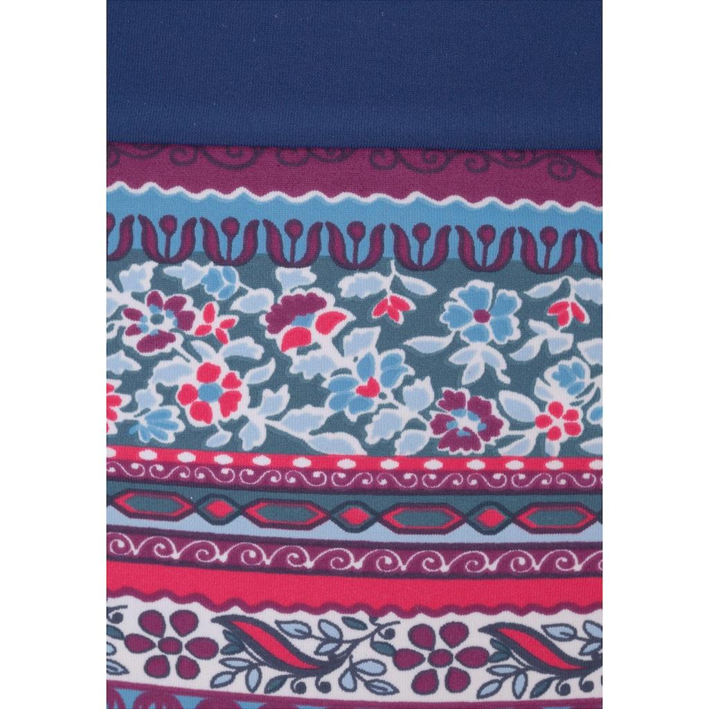 LASCANA Bügel-Bikini, in schönem Floralprint