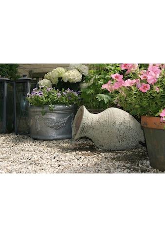 Ubbink Gartenbrunnen »Larissa«, (Amphore; Becken; Abdeckplatte; Pumpe: 900 l/h, 18W, 10-m-Kabel; Anschlussmaterial) kaufen