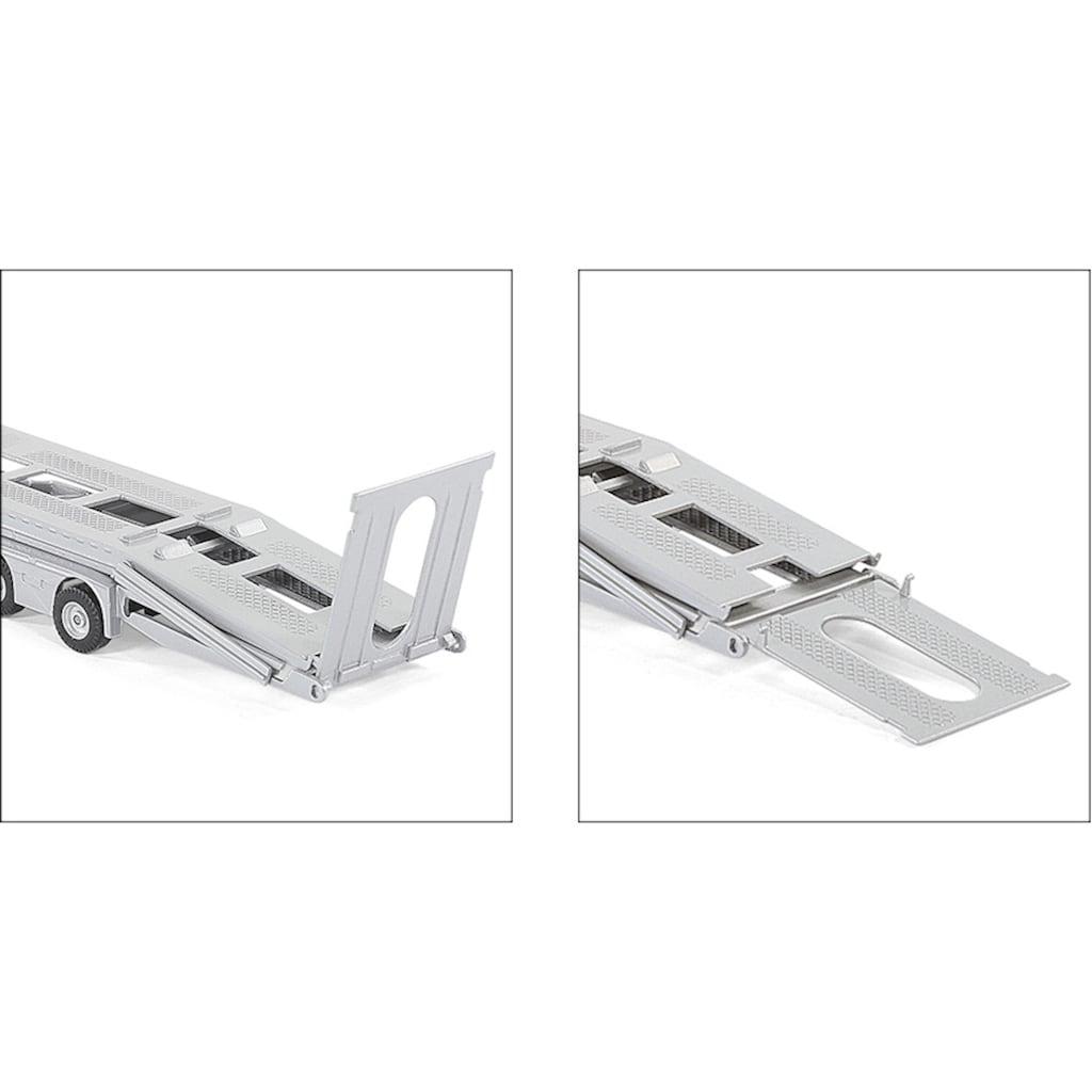 Siku Spielzeug-LKW »SIKU Super, Autotransporter«, inkl. 2 Spielzeugautos