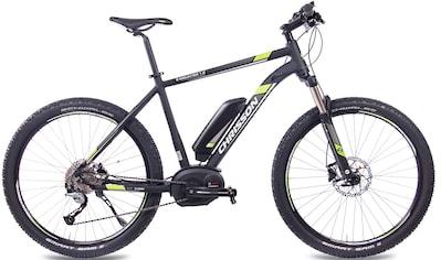 Chrisson E - Bike »E - Mounter 1.0«, 9 Gang Shimano Acera RD - M3000 Schaltwerk, Kettenschaltung, Mittelmotor 250 W kaufen