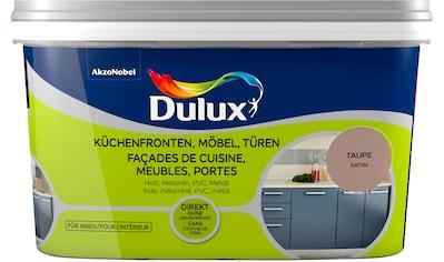 Dulux Holzlack »Fresh Up«, für Küchen, Möbel und Türen, taupe, 2 l kaufen