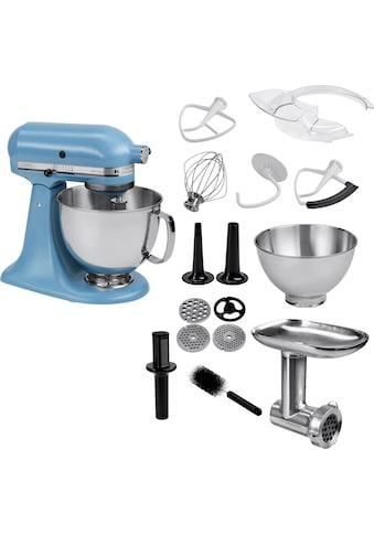 KitchenAid Küchenmaschine »Artisan 5KSM175PSEVB«, 300 W, 4,8 l Schüssel, inkl.... kaufen