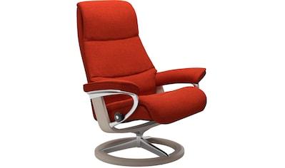 Stressless® Relaxsessel »View«, mit Signature Base, Größe S,Gestell Whitewash kaufen