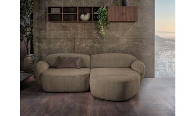 furninova Ecksofa »Bubble«, komfortabel durch Memoryschaum, im skandinavischen Design kaufen