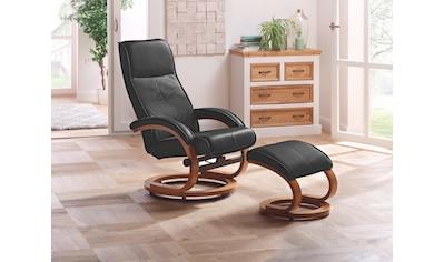 Home affaire Relaxsessel »Paris«, in unterschiedlichen Bezugs- und Farbvarianten,... kaufen