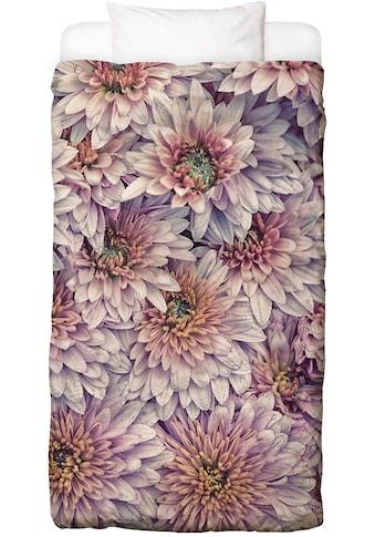 Bettwäsche »Wheeping Chrysanthemums«, Juniqe kaufen