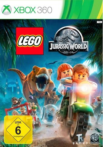 Warner Games Spiel »Lego Jurassic World«, Xbox 360, Software Pyramide kaufen