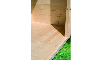 KONIFERA Fußboden für Gartenhäuser , geeignet für Sockelmaß BxT: bis zu 310 x 310 cm kaufen