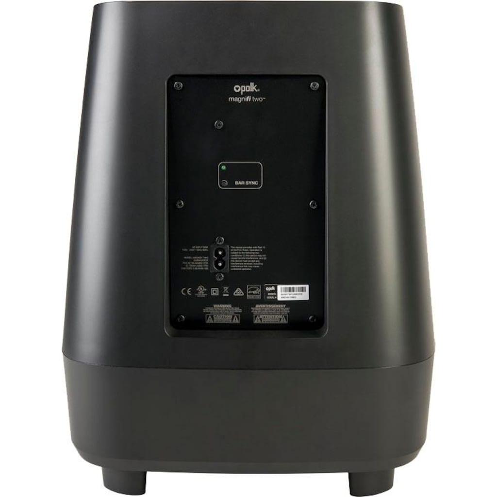 Polk Soundbar »MAGNIFI MAX SR«, mit Subwoofer und 2 Rear-Speakern