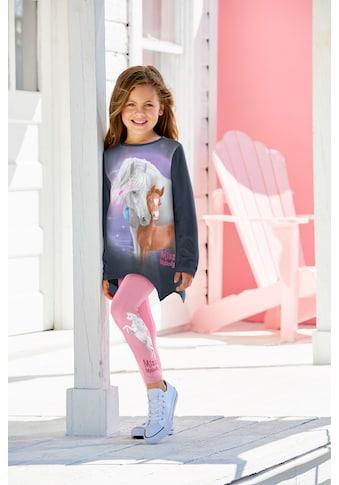 Miss Melody Langarmshirt & Leggings (Set) kaufen