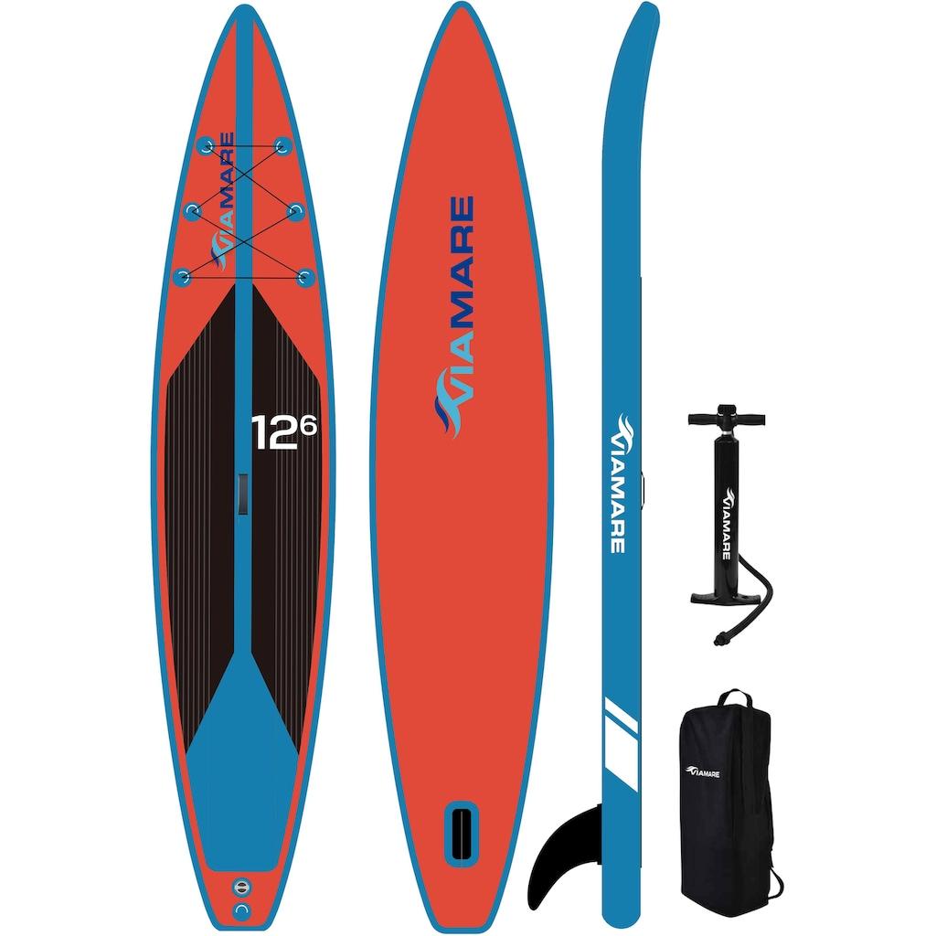VIAMARE Inflatable SUP-Board »SUP Race Board 380«