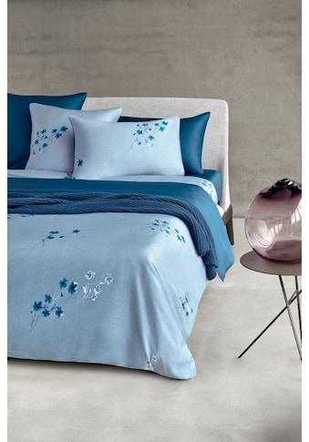 Hugo Boss Home Wendebettwäsche »Linen Flowers«, mit floralem Print kaufen