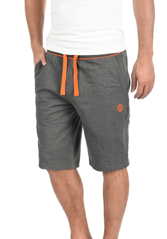 Blend Sweatshorts Saresen | Bekleidung > Shorts & Bermudas > Shorts | Grau | Fleece - Samt | Blend