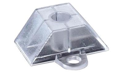 T&J Terrassendach »TEJEMACRO 1.0 glasklar«, 3190x5000, Hagelsicher bis 40mm Ø, glasklar kaufen