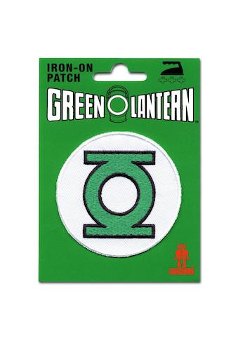 LOGOSHIRT Aufnäher mit Green Lantern-Logo kaufen