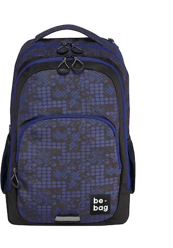 Pelikan Schulrucksack »be.bag be.ready, smashed dots«, Reflektionsnähte-reflektierende... kaufen