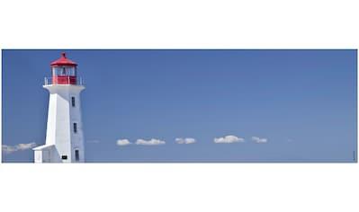 MYSPOTTI Badrückwand »mySPOTTI aqua Lighthouse«, Höhe: 45 cm kaufen