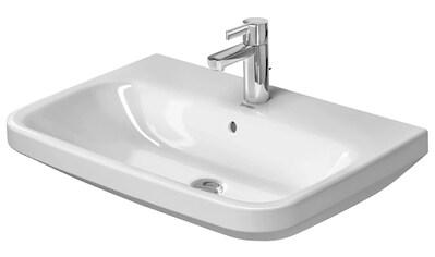 DURAVIT Waschtisch »DuraStyle«, mit Hahnloch und Überlauf kaufen