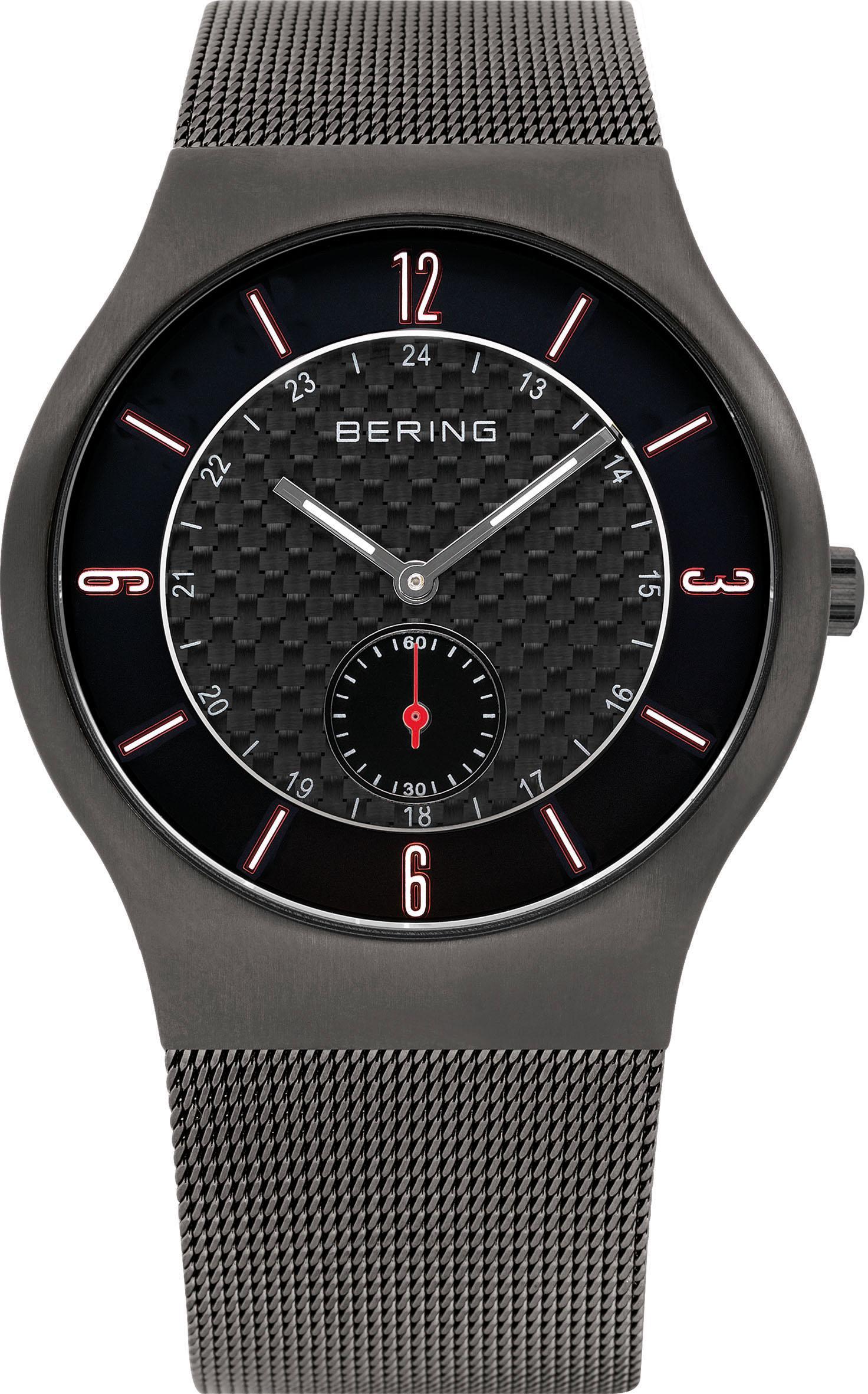 Bering Quarzuhr 11940-377   Uhren   Grau   Bering