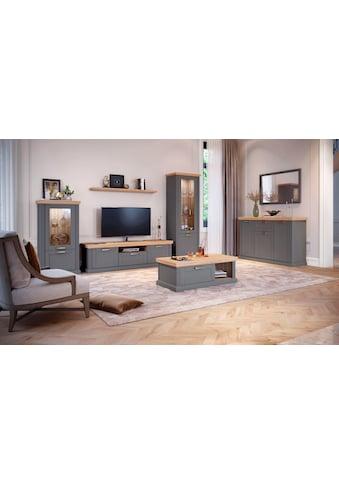 DELAVITA TV-Board »Tara«, Fernsehtisch, UV-Lack für hohe Farbbrillianz, Lowboard mit... kaufen