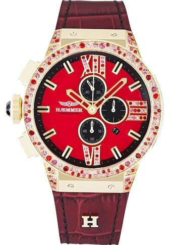HAEMMER GERMANY Chronograph »CASY, E - 008« kaufen