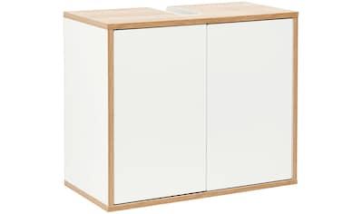 FACKELMANN Waschbeckenunterschrank »Finn«, 2 Türen kaufen