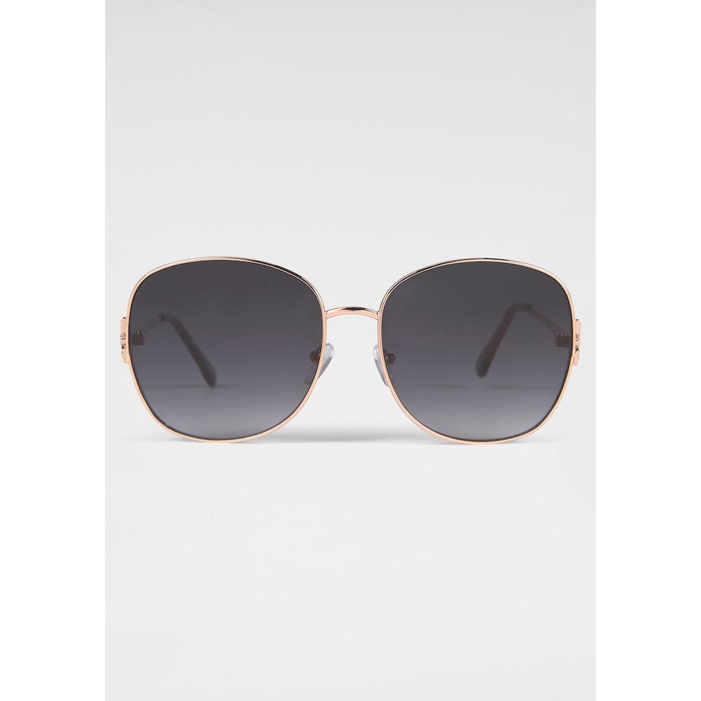 J.Jayz Sonnenbrille, Gläser grau im Verlauf