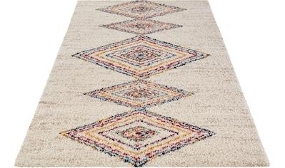 MINT RUGS Hochflor-Teppich »ANDARA«, rechteckig, 30 mm Höhe, besonders weich durch... kaufen