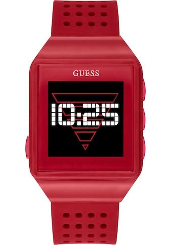GUESS CONNECT LOGAN, C3002M1 Smartwatch (Wear OS by Google) kaufen