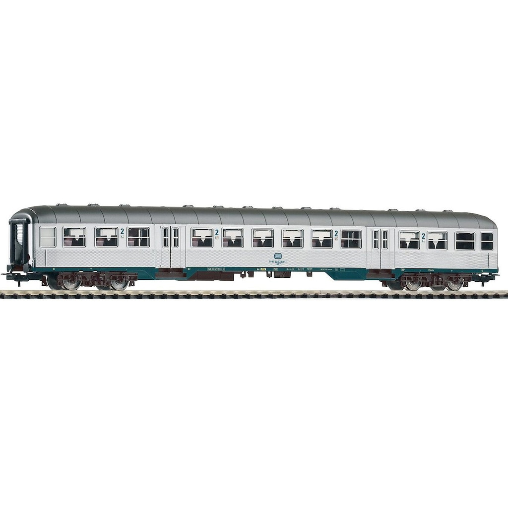 PIKO Personenwagen »Nahverkehrswagen 2. Klasse Bnb719, DB«