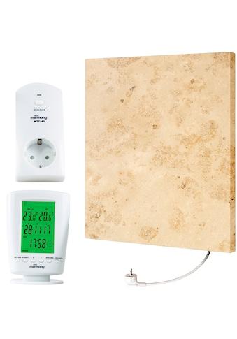Marmony Infrarotwandheizung »Jura, 500 Watt«, trocknet Wände und Mauerwerk, aus... kaufen