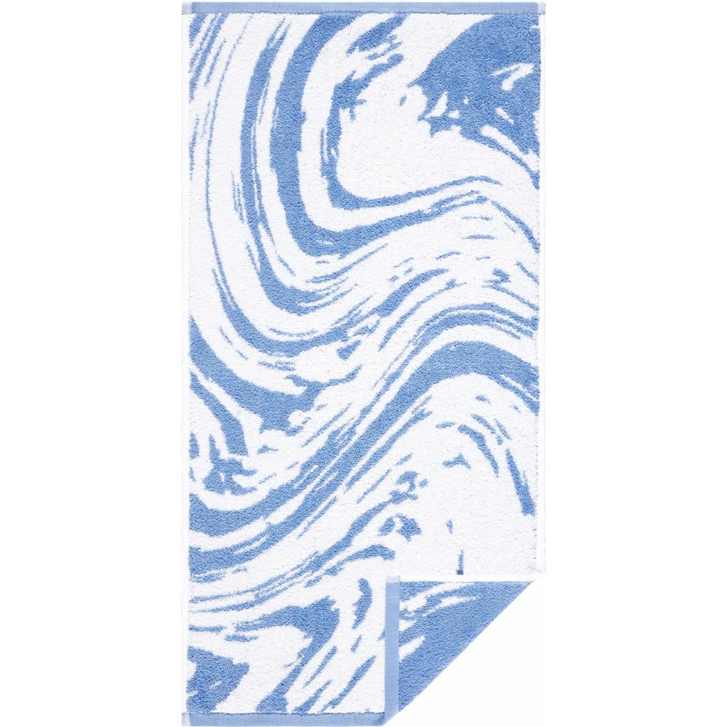 Egeria Handtuch »Marble«, (2 St.), mit Muster