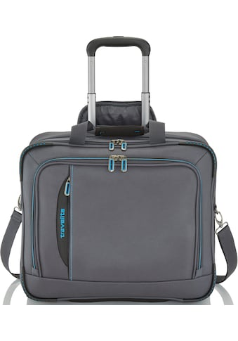 travelite Business-Trolley »Crosslite Anthrazit«, 2 Rollen kaufen