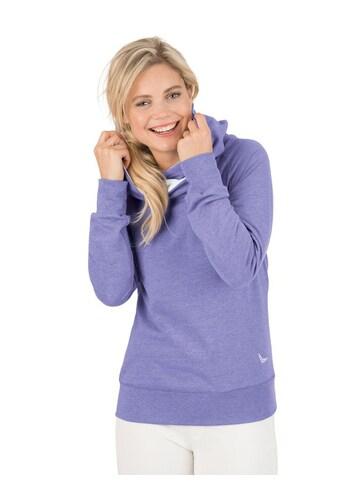 Trigema Kapuzensweatshirt kaufen