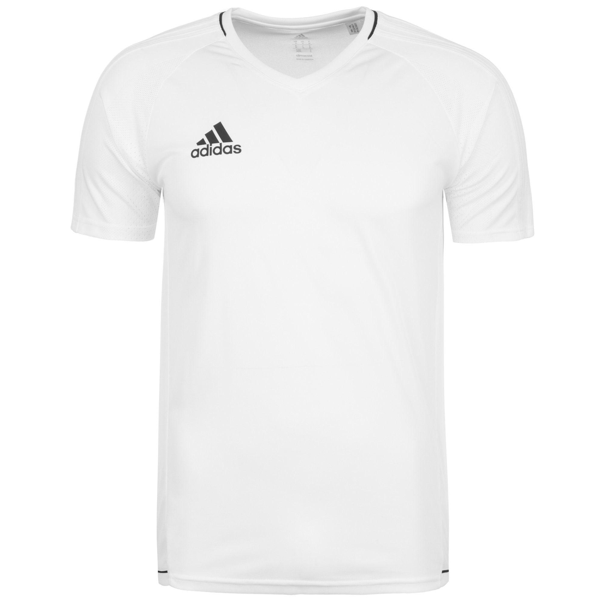 adidas Performance Trainingsshirt Tiro 17 | Sportbekleidung > Sportshirts | Adidas Performance