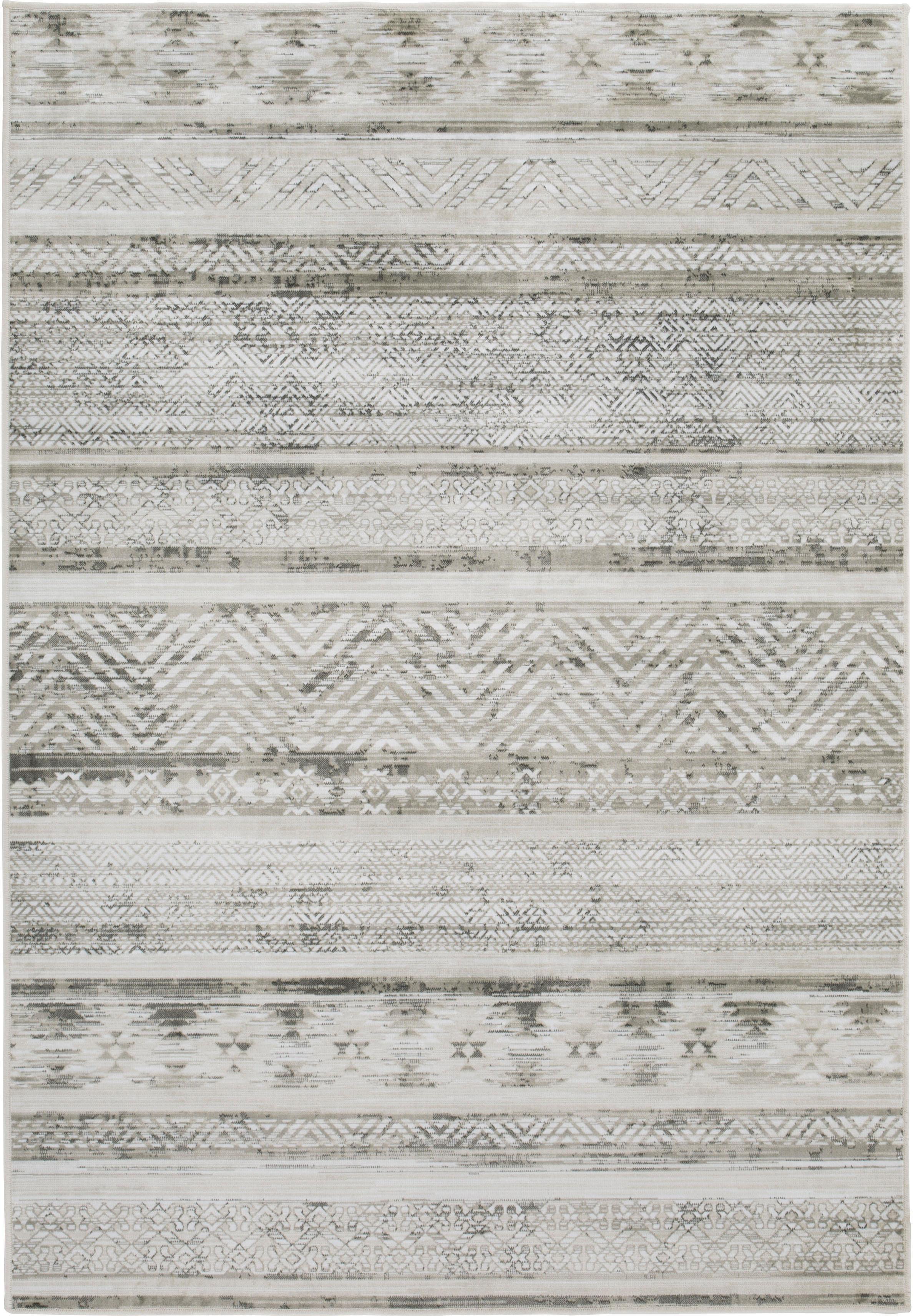 Teppich Famos 6 LUXOR living rechteckig Höhe 4 mm maschinell gewebt